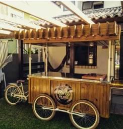 Food truck na bike