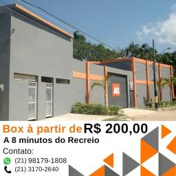 Aluguel de Box