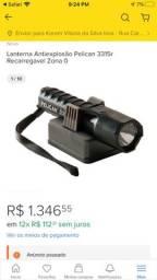 lanterna anti-explosão 3315R