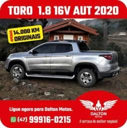 Título do anúncio: Fiat TORO 1.8 Freedom 16v AT6 - Único dono!