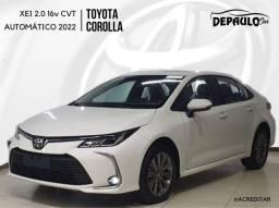 Toyota Corolla XEI 2.0 16v 2022 flex