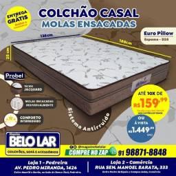 Colchão Probel Molas Ensacadas, Compre no zap *
