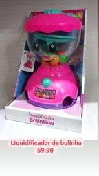 Promoção de brinquedos
