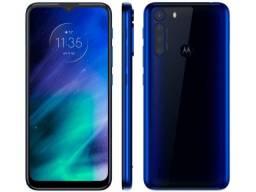 Motorola One Fusion 128GB-4GB Ram Tela 6,5? Câm. Quádrupla(Maga Lu)Contato Via-Whatsapp)