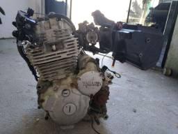 Motor ys fazer 250cc