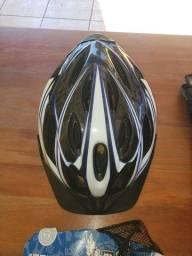 Kit proteção para bicicleta