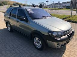Fiat Palio Weekend Adv 1.8 Gnv
