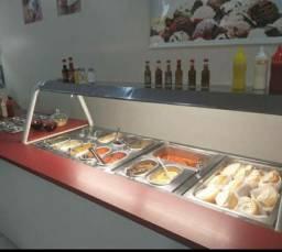 Buffet de Hot Dog R$ 1.200