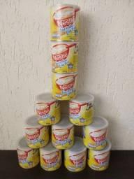 Título do anúncio: Lata de leite vazia para artesanato de 400g