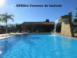 Chácara 5.920 m2 renda ótima para feriados e finais de semana Ref. 451 Silva Corretor