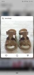 Sandália franciscana nova da loja @lucca.shop