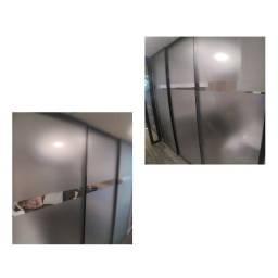 Título do anúncio: fumê fumê/ blackout/ espelhado/jateado