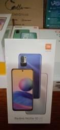 Título do anúncio: Redmi Note 10 5G 4Ram 64GB Novo na Caixa Lacrada