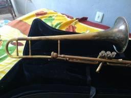Vendo trombone em sib EAGLE TV 602