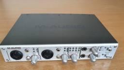 M-audio Firewire 410 Placa Interface De Gravação