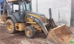 Retro Escavadeira John Deere 2014