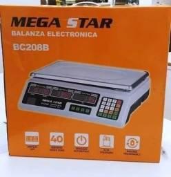 Balança eletrônica digital. Pesa até 40 kg. Whatsapp *