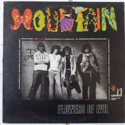 LP MOUNTAIN FLOWERS OF EVIL 1971