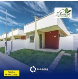 72* Casa com 03 quartos, piso porcelanato , por R$: 220 Mil