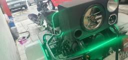 Título do anúncio: Tricicolo 79 motor fox 1.4 flex