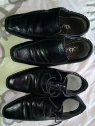 Dois sapatos social n.40