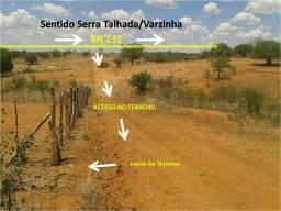 Título do anúncio: Terreno para chácara em Serra Talhada