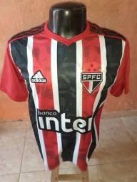 CAMISA DO SÃO PAULO TAMANHO G.