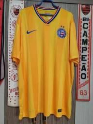 Camisa Bahia  ( amarela  )