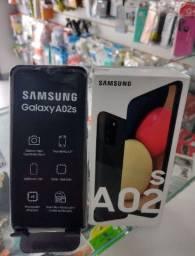 Samsung A02S PRETO APARELHO ZERO - DIVIDO ATÉ EM 10X