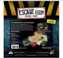 Escape room tabuleiro