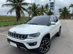 Título do anúncio: Jeep Compass Limited Diesel 4x4 Top de linha 2020 Apenas 12 mil kms