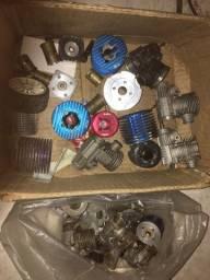 Peças para rc motores