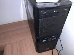 Computador para trabalhar e jogar!