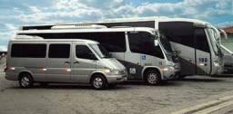 Ônibus, micro-ônibus e vans