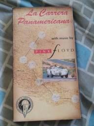 VHS La Carrera Panamericana by Pink Floyd usado