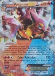 Oferta!! Carta Pokémon Básico - Volcanion Ex - Ps 180 26/114