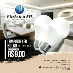 Lampada Led Bulbo 7W 9W 12W 15W