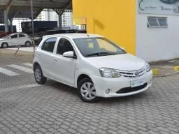 Toyota Etios 1.3 X - Extra - 2014