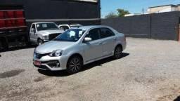 Toyota/etios sedan platinun a/t 2017/2018 - 2017