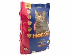 Promoção Ração de Gato HotCat Mix 25Kg