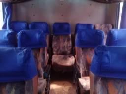 Ônibus Volvo - 1989