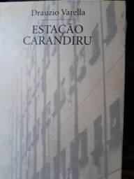 Livro estação carandiru