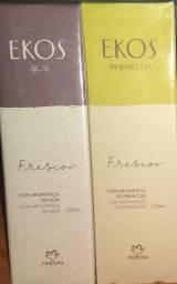 Mega liquidação perfumes natura, novo e lacrado 150ml, açaí ou maracujá R$40,00 cada