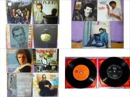 "LP Disco Vinil - Compactos 7"""