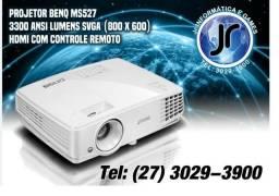 MS550 3600 Ansi Lumens HdMI Projetor Benq