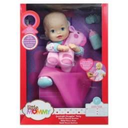 Boneca Little Mommy Lacrada na Caixa Pronta entrega