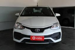 Toyota Etios 1.3 ano 2019!! Imperdivel - 2019
