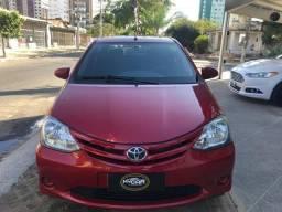 Etios sedan xs 2014 $27.900 avista - 2014