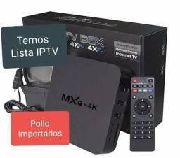 Tv box Transforme sua Tv em smart TV