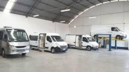 Motorhomes, Renault Master Sprinter ou micro-ônibus